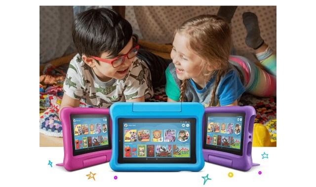 Amazon Fire 7 Kids Edition