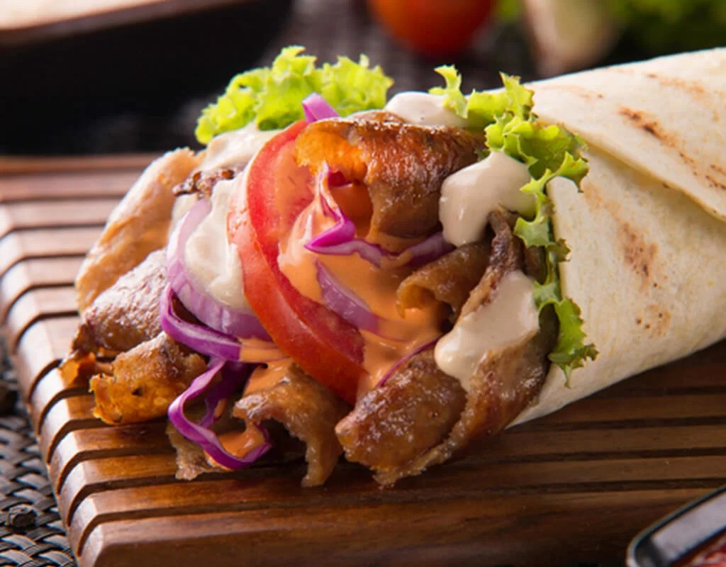 Döner kebab - Top Cheapest Foods In The World