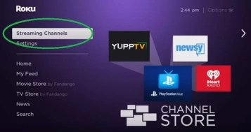How to Install PlayStation Vue on Roku