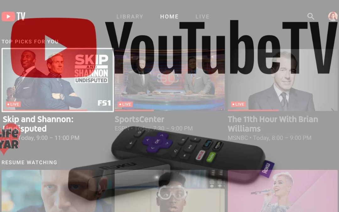 How to Install YouTube TV on Roku [2019]
