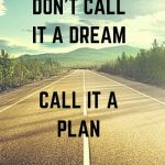 Don't Call It a Dream…