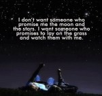 I Don't Want Someone...