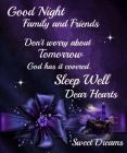 Don't Worry About Tomorrow....