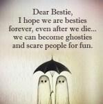 Dear Bestie I Hope We...