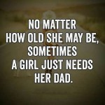 No Matter How Old She May Be...