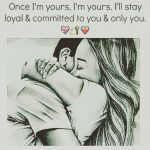 Once I Am Yours...