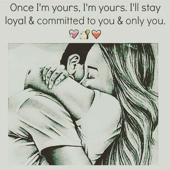 Once I Am Yours
