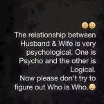 The Relationship Between...