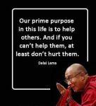 Our Prime Purpose In...