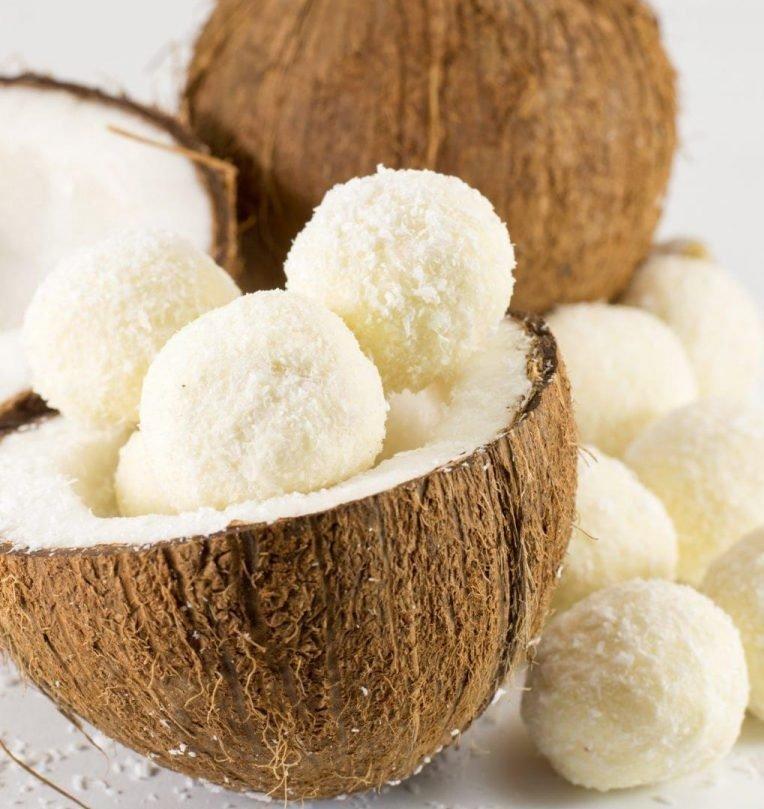 Coconut Fat Bombs