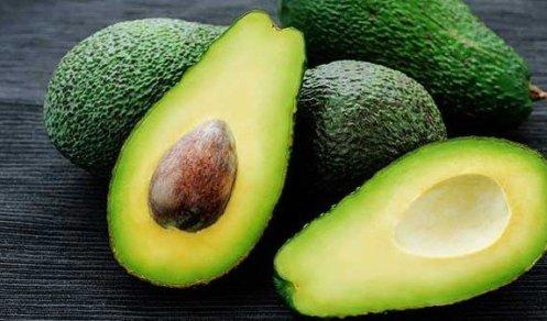 high fiber fruits and vegetables