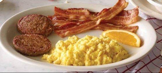Cracker Barrel Menu Nutrition Breakfast Option