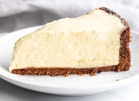 Keto No Bake Cheesecake