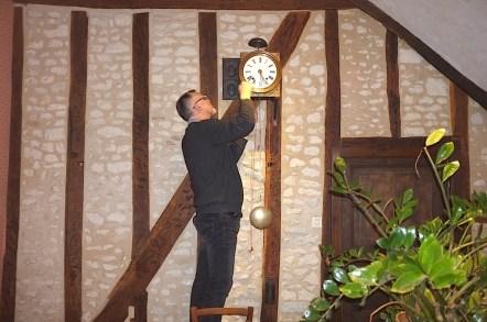 JP clock