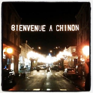 binevenue a chinon