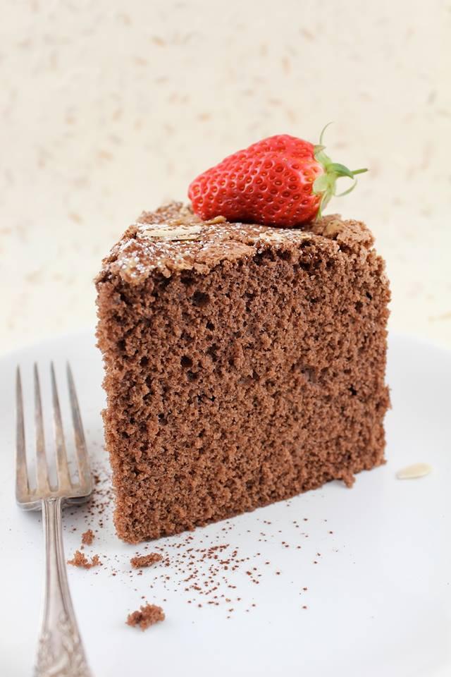Jewish Sponge Cake Recipe