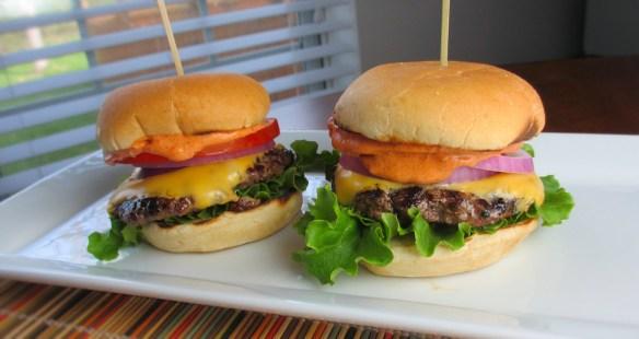 Fire-Eater Burger Sauce