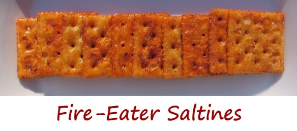 Fire-Eater Saltines