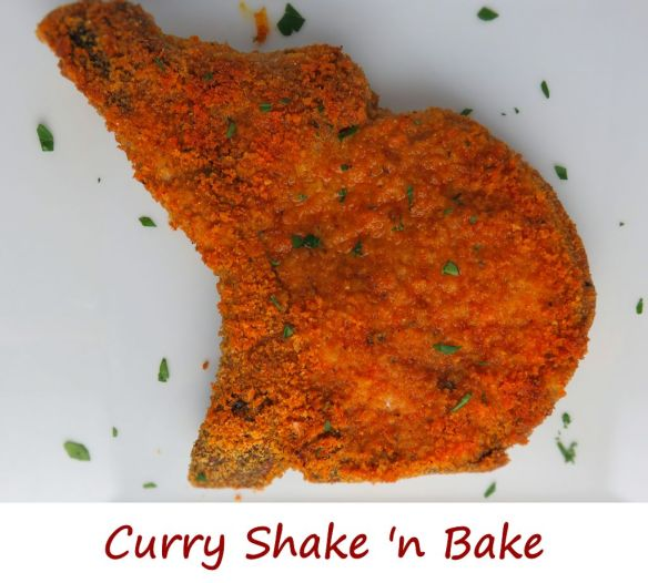 Curry Shake 'n Bake