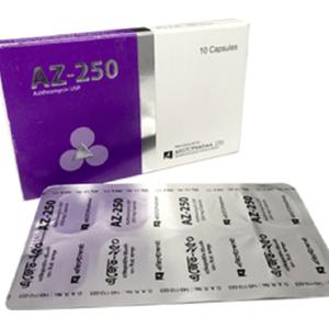 AZ Capsule 250 mg (Aristopharma)