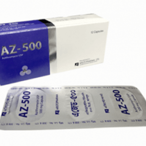 AZ Capsule 500 mg (Aristopharma)