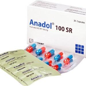 Anadol SR 100 mg Capsule (Square Pharmaceuticals Ltd)