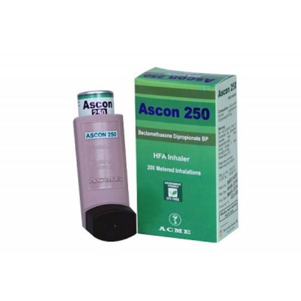 Ascon 250 Inhaler-ACME