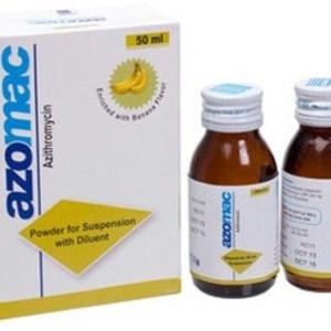 Azomac-Powder for Suspension 50 ml