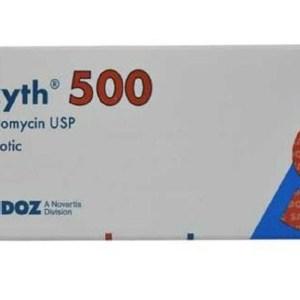 Azyth 500 mg tablet SANDOZ (A Novartis Division)