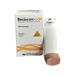 Beclocort (HFA)-100-Aristopharma Ltd