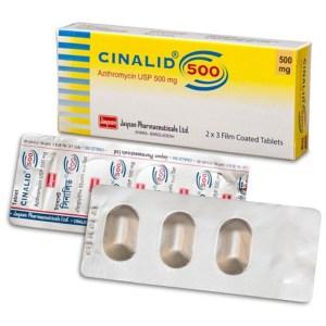Cinalid tablet 500 mg (Jayson Pharma Ltd)