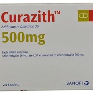 Curazith 500mg Tablet (Sanofi Bangladesh Ltd)