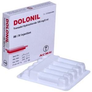 Dolonil IM IV Injection 2 ml ampoule (ACME Laboratories Ltd)