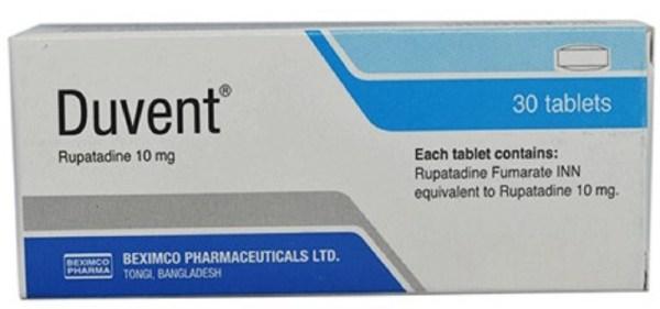 Duvent 10 mg Tablet(Beximco Pharmaceuticals Ltd)
