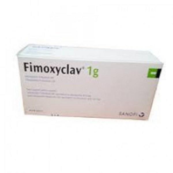 Fimoxyclav 1 gm