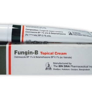 Fungin-B-Ibn-Sina Pharmaceuticals Ltd