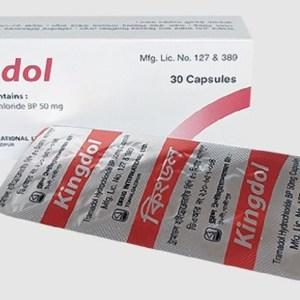 Kingdol50 mg Capsule (Drug International Ltd)