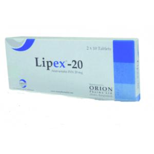 Lipex-20-Orion Pharma Ltd