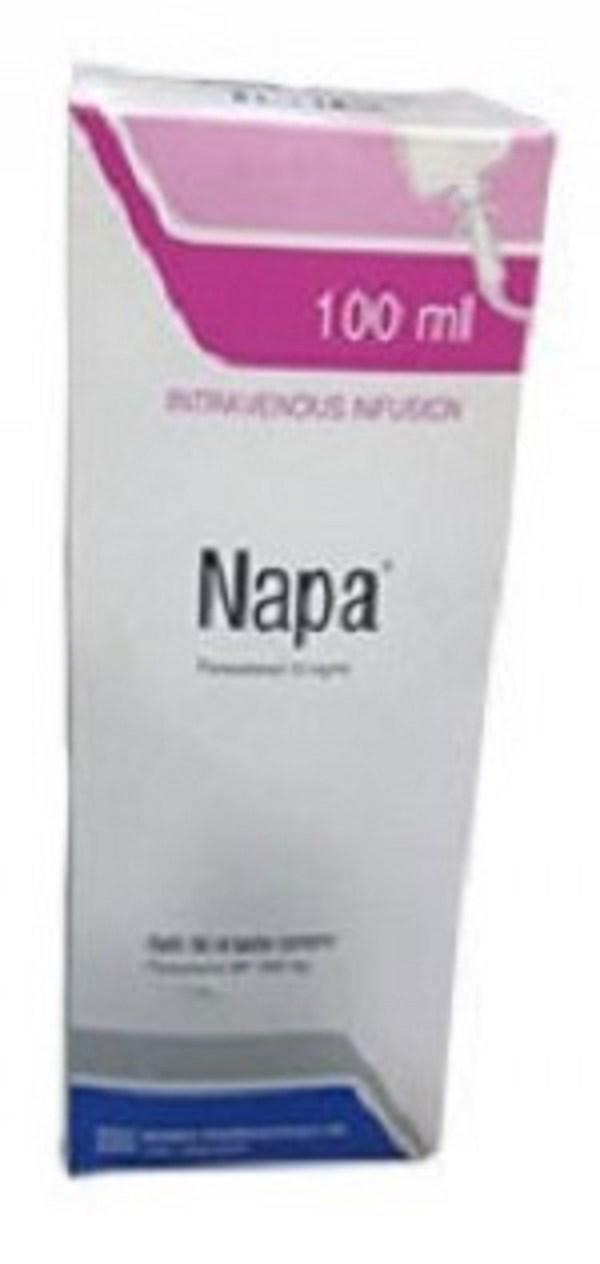 Napa Syrup 100 ml(Beximco Pharmaceuticals Ltd)