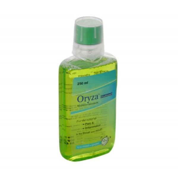 Oryza Mouthwash-incepta