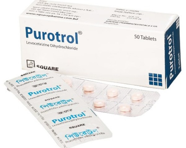 Purotrol 5mg Tablet (Square Pharmaceuticals Ltd)