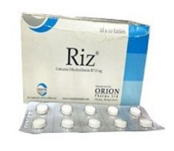 Riz Tablet 10 mg (Orion Pharma Ltd)
