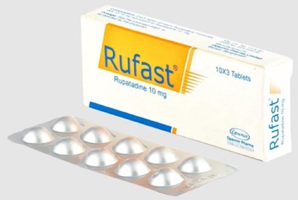 Rufast 10 mg Tablet(Opsonin Pharma Ltd)