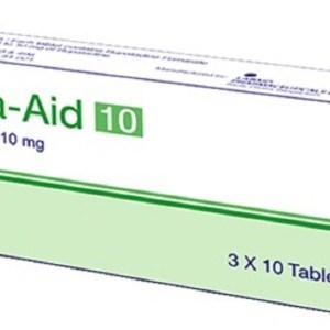 Rupa-Aid 10 mg Tablet(Labaid Pharma Ltd)