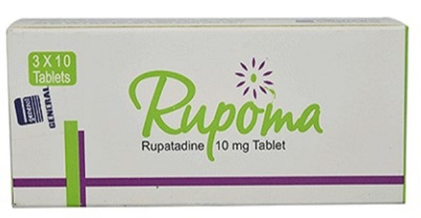 Rupoma 10 mg Tablet(General Pharmaceuticals Ltd)