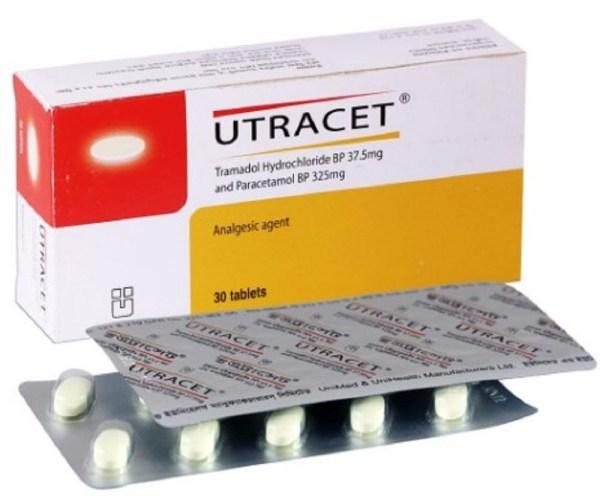 Utracet 325 mg+37.5 mg tablet (Unimed Unihealth MFG. Ltd)