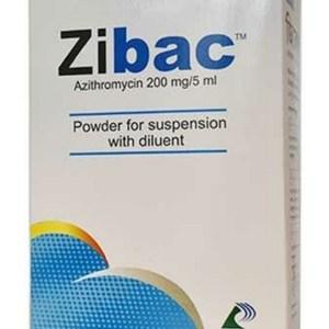 Zibac Powder for Suspension 25 ml (Popular Pharmaceuticals Ltd)