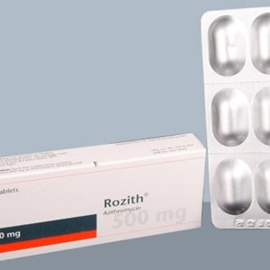 rozith 500 mg Tablet (Healthcare Pharmacuticals Ltd)
