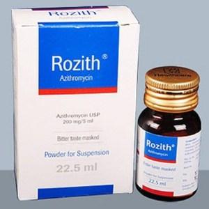 Rozith-Powder for Suspension 22.50 ml