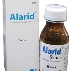 Alarid- Syrup 100 ml(Square Pharmaceuticals Ltd)